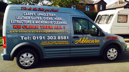 carpet cleaners in Northumberland